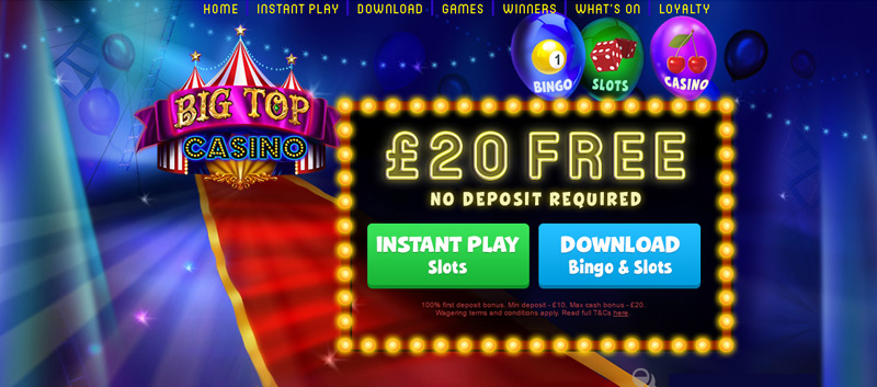 top 10 casino websites uk
