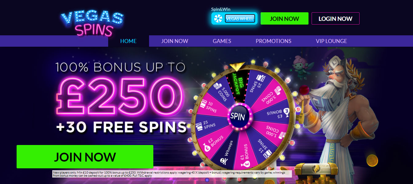 All Spins