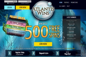 Atlantis Wins